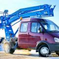 Функциональная и доступная автовышка ГАЗель