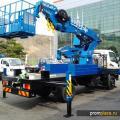 Автовышки Hyundai - техника для высотных строительно-монтажных работ