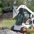 Мини погрузчик Bobcat S300