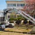 Экскаваторы из Японии - мобильные, маневренные и эффективные землеройные машины