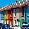 Краска по штукатурке для оформления фасадов