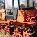 Гусеничный трактор ВТ 100