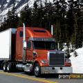 Американские тяжелые грузовики Freightliner Coronado