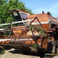 Зерноуборочный комбайн СК 5 Нива - секреты популярности