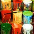 Производство лакокрасочных материалов