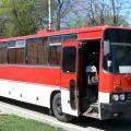 Автобусы Икарус 250 - живая легенда