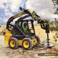 Мини погрузчик New Holland - идеальная многофункциональная коммунально-строительная машина