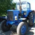 Долгоиграющий успех тракторов МТЗ 80
