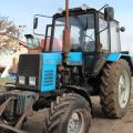 Обзор универсальных тракторов МТЗ 892