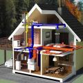 Факторы, влияющие на выбор отопительного котла для частного дома